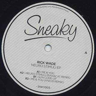 Rick Wade / Neuro Stimuli