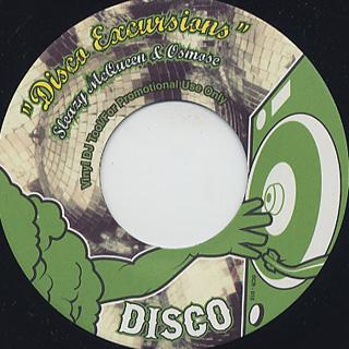 Sleazy Mcqueen & Osmose / Disco back