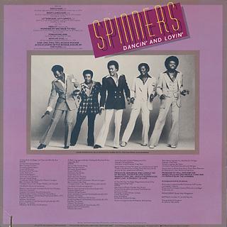 Spinners / Dancin' And Lovin' back