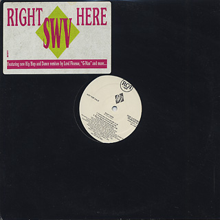 SWV / Right Here (Remixes)