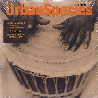 Urban Species / Listen