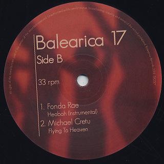 V.A. / Balearica 17 back