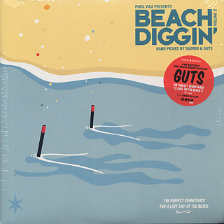 V.A. / Beach Diggin' Vol.2 by Guts & Mambo