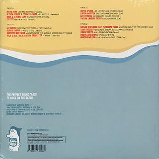 V.A. / Beach Diggin' Vol.2 by Guts & Mambo back