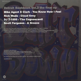V.A. / Detroit Beatdown Vol.2 The Final EP back