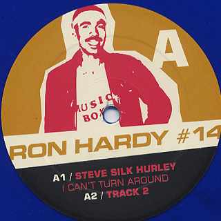 V.A. / R.D.Y.#14 (Ron Hardy Edits) front