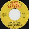 Willie Henderson / Dance Master