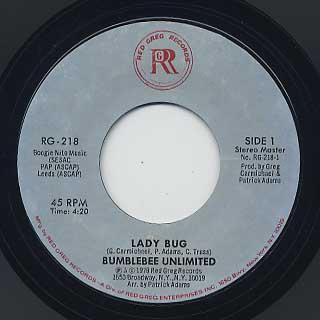 Bumblebee Unlimited / Lady Bug