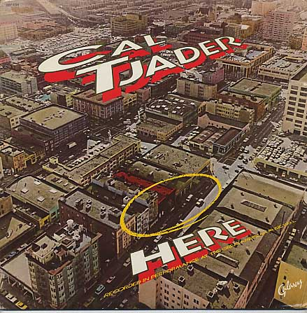 Cal Tjader / Here