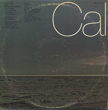 Cal Tjader / Monterey Concerts back