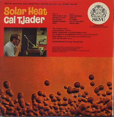 Cal Tjader / Solar Heat back
