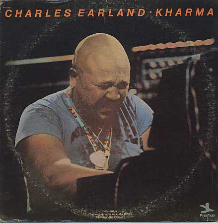 Charles Earland / Kharma front