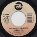 Cherrelle / Like I Will (Tokyo Mix) c/w Who's It Gonna Be