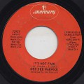 Dee Dee Warwick / It's Not Fair c/w That's Not Love