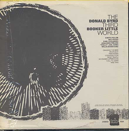 Donald Byrd & Booker Little / The Third World back