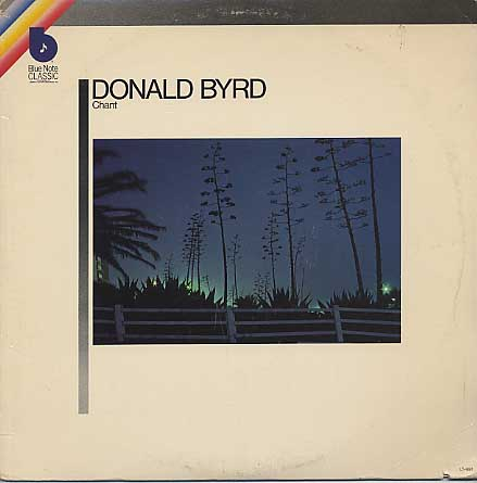 Donald Byrd / Chant front