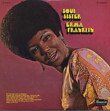 Erma Franklin / Soul Sister