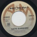 Gato Barbieri / I Want You