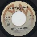 Gato Barbieri / I Want You