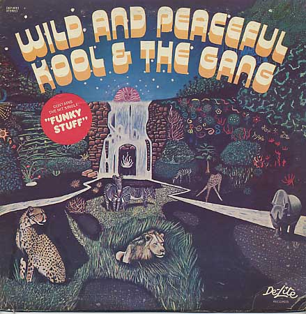 Kool and The Gang / Wild and Peaceful