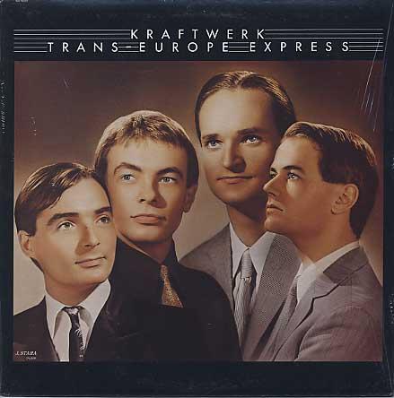 Kraftwerk / Trance Europe Express