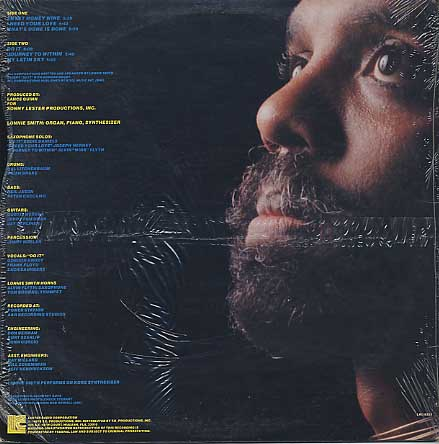 Lonnie Smith / Gotcha' back