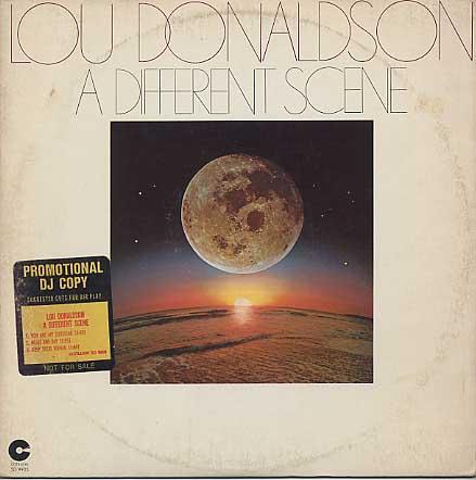 Lou Donaldson / A Different Scene