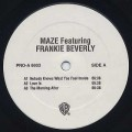 Maze featuring Frankie Beverly / Back To Basics