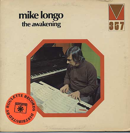 Mike Longo / The Awakening front