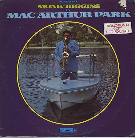 Monk Higgins / In MacArthur Park (LP), Dunhill | 中古