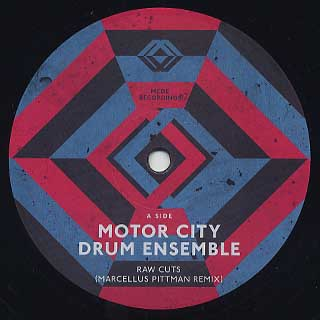 Motor City Drum Ensemble / Raw Cuts Remix