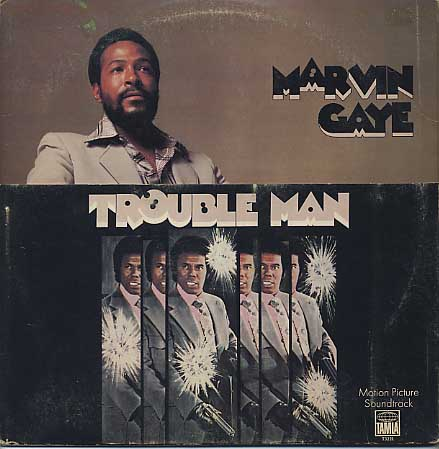 O.S.T.(Marvin Gaye) / Trouble Man