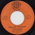 Pharaohs / Love And Happiness c/w Freedom Road