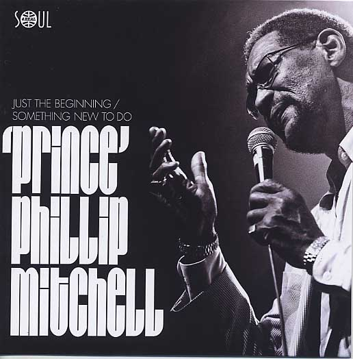 Phillip Mitchell / Just The Beginning