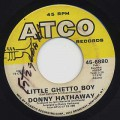 Donny Hathaway ‎/ Little Ghetto Boy c/w We're Still Friends