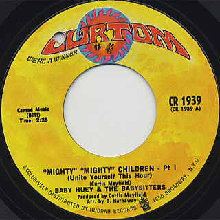 Baby Huey & The Babysitters / Mighty Mighty Children