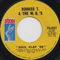 Booker T & The M.G.'s /  Soul Clap '69