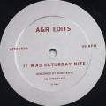 Derek Kaye / A&R Edits