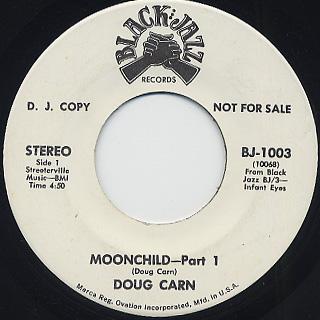 Doug Carn / Moonchild