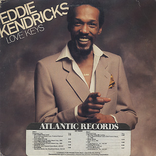 Eddie Kendricks / Love Keys