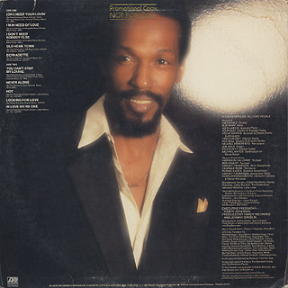 Eddie Kendricks / Love Keys back