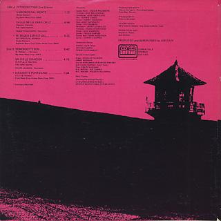 Eddie Palmieri / Live At Sing Sing Vol.2 back
