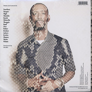 Madlib / Pinata Beats back