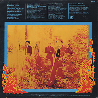 Meters / Fire On The Bayou back
