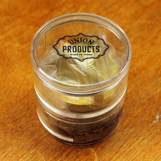 Union Products 45 Adapter (Champagne Gold Set) label