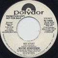 Wayne Henderson / Hot Stuff