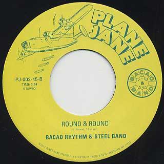 Bacao Rhythm & Steel Band / Bavao Suave back