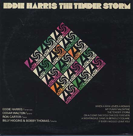 Eddie Harris / The Tender Storm back
