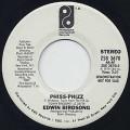 Edwin Birdsong / Phiss-Phizz
