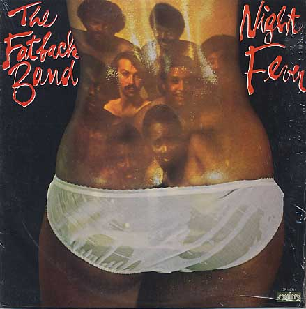 Fatback Band / Night Fever front